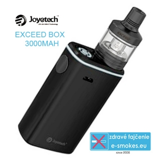 Joyetech Exceed Box 3000mAh + Exceed D22C -  black