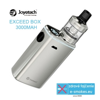 Joyetech Exceed Box 3000mAh + Exceed D22C - silver