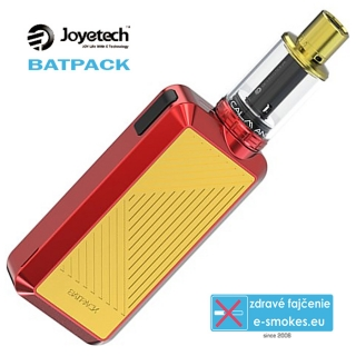 Joyetech Batpack 2x2000mAh + ECO D16 - red gold