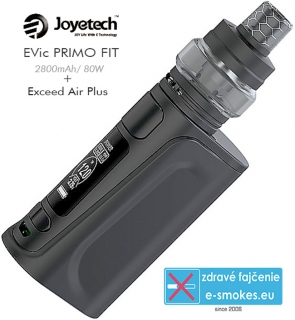 Joyetech full kit  eVic Primo FIT + exceed Air plus - black