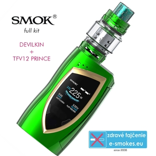 Smoktech full Kit Devilkin 225W - Green