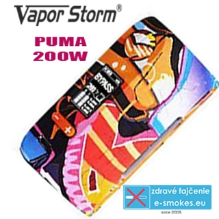 Vapor Storm easy grip PUMA TC 200W - Grafiti2