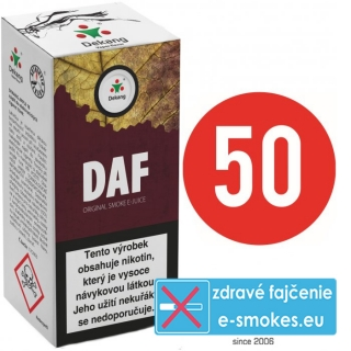 e-liquid Dekang Fifty DAF 10ml - 6mg