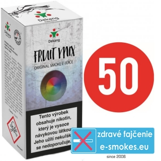 e-liquid Dekang fifty FRUIT MIX 10ml - 11mg
