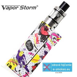 Vapor Storm full kit ECO 90W - forever love