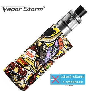 Vapor Storm full kit ECO 90W - Cartoon