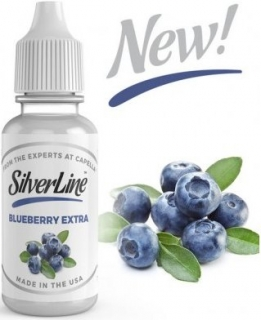 Capella Flavors SilverLine Blueberry Extra 13ml