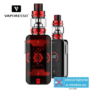Vaporesso full kit LUXE s SKRR - Red