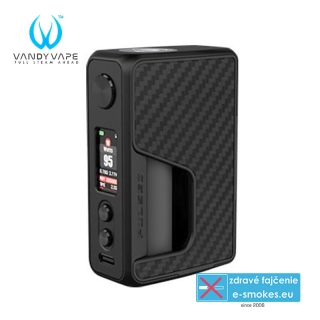 Vandy Vape Pulse V2 Box grip Carbon Fiber Black