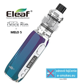 Eleaf iStick Rim Grip Full Kit 3000mAh Rainbow