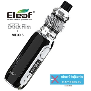 Eleaf iStick Rim Grip Full Kit 3000mAh Darkness