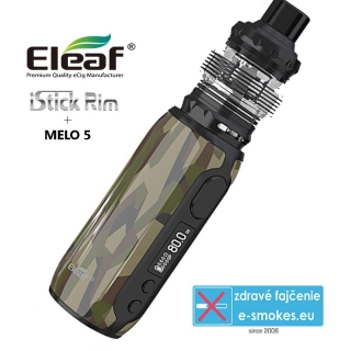 Eleaf iStick Rim Grip Full Kit 3000mAh Wildness