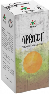 e-liquid Dekang APRICOT 10ml 0mg