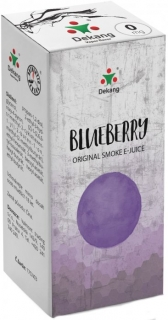 e-liquid Dekang Classic BLUEBERRY 10ml - 0mg (čučoriedka)