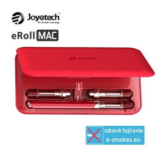 Joyetech eRoll MAC advanced kit - červená