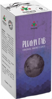 e-liquid Dekang Plum Tab (sušená slivka) 10ml - 0mg