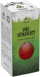 e-liquid Dekang Wild Strawberry 10ml - 0mg (Lesná jahoda)