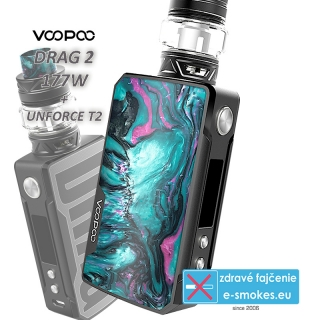 VOOPOO full kit DRAG 2 177W - Aurora