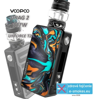 VOOPOO full kit DRAG 2 177W - Dawn