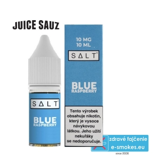 Juice Sauz e-liquid SALT, Blue Raspberry 10ml - 10mg