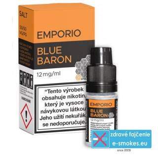 e-liquid Emporio Salt BLUE BARON 10ml - 12mg