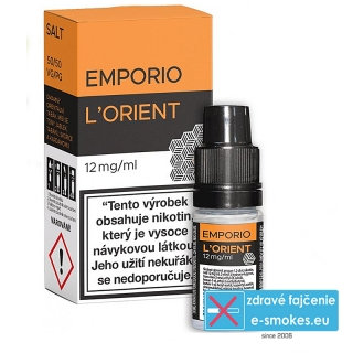 e-liquid Emporio Salt L´ORIENT 10ml - 12mg