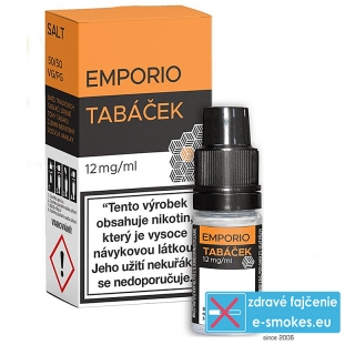 e-liquid Emporio Salt TOBACCO 10ml - 12mg