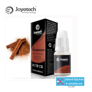 e-liquid Joyetech Cinnamon 10ml 0mg (škorica)