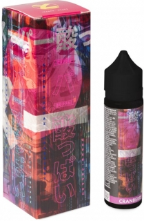 DIFFER Super Suppai Shake and Vape 18ml- Cranberry