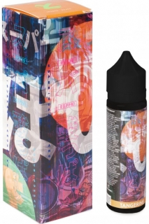 DIFFER Super Suppai Shake and Vape 18ml- Tangerine