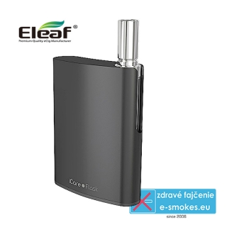 Eleaf full kit iCare FLASK  - čierna