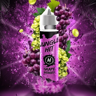 Jungle Hit aroma Shake & Vape Grape Berries 12ml