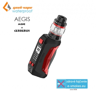 GeekVape full kit AEGIS Mini 2200mAh - Black Red