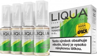 LIQUA Elements 4pack BRIGHT TOBACCO 4x10ml 12mg nikotínu