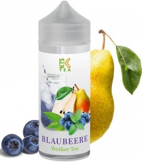 KTS shake and vape TEA - BLAUBEERE 30ml