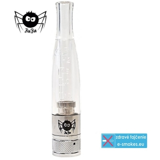BuiBui clearomizer GS H2S DUAL COIL 1,5ml 2,0ohm - číry