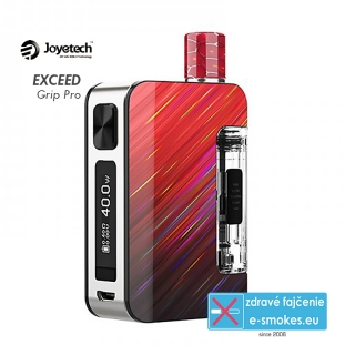 Joyetech Exceed Grip Pro 40W 1000mAh - Red Star Trail