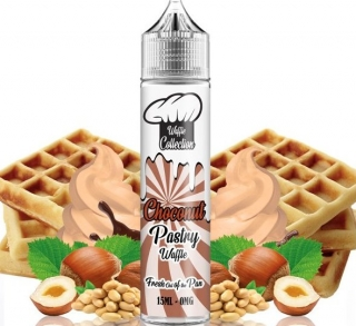 Waffle Collection Shake and Vape CHOCONUT PASTRY - 15ml