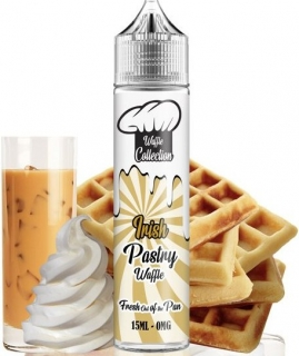 Waffle Collection Shake and Vape Irish Pastry - 15ml
