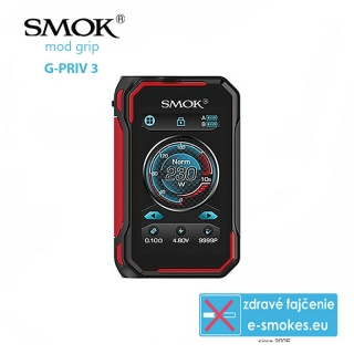 Smoktech G-Priv 3 TC230W easy Kit Black