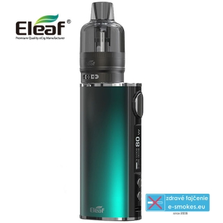 Eleaf full kit iStick T80 with GTL Pod Tank - Gradient Aqua