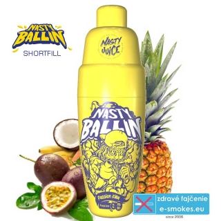 NASTY JUICE shortfill Ballin Passion Killa 50ml