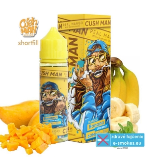 Nasty Juice shortfill CushMan Mango Banana 50ml