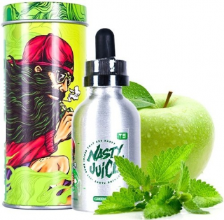 NASTY JUICE shortfill Yummy Green Ape 50ml