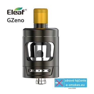iSmoka Eleaf clearomizer GZeno Matte Gunmetal 3ml