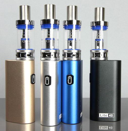 čtyři barvy elektonická cigarety od e-smokes.eu