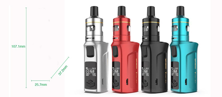 kínálja a termék színeit és méreteit Vaporesso Target Mini2