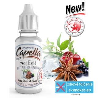 aróma Capella Euro series Sweet Blend 13ml