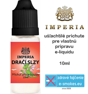 aróma pre e-liquid Imperia Dragon tears 10ml