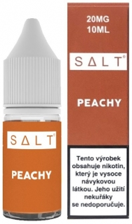Juice Sauz e-liquid SALT, Peachy 10ml - 20mg